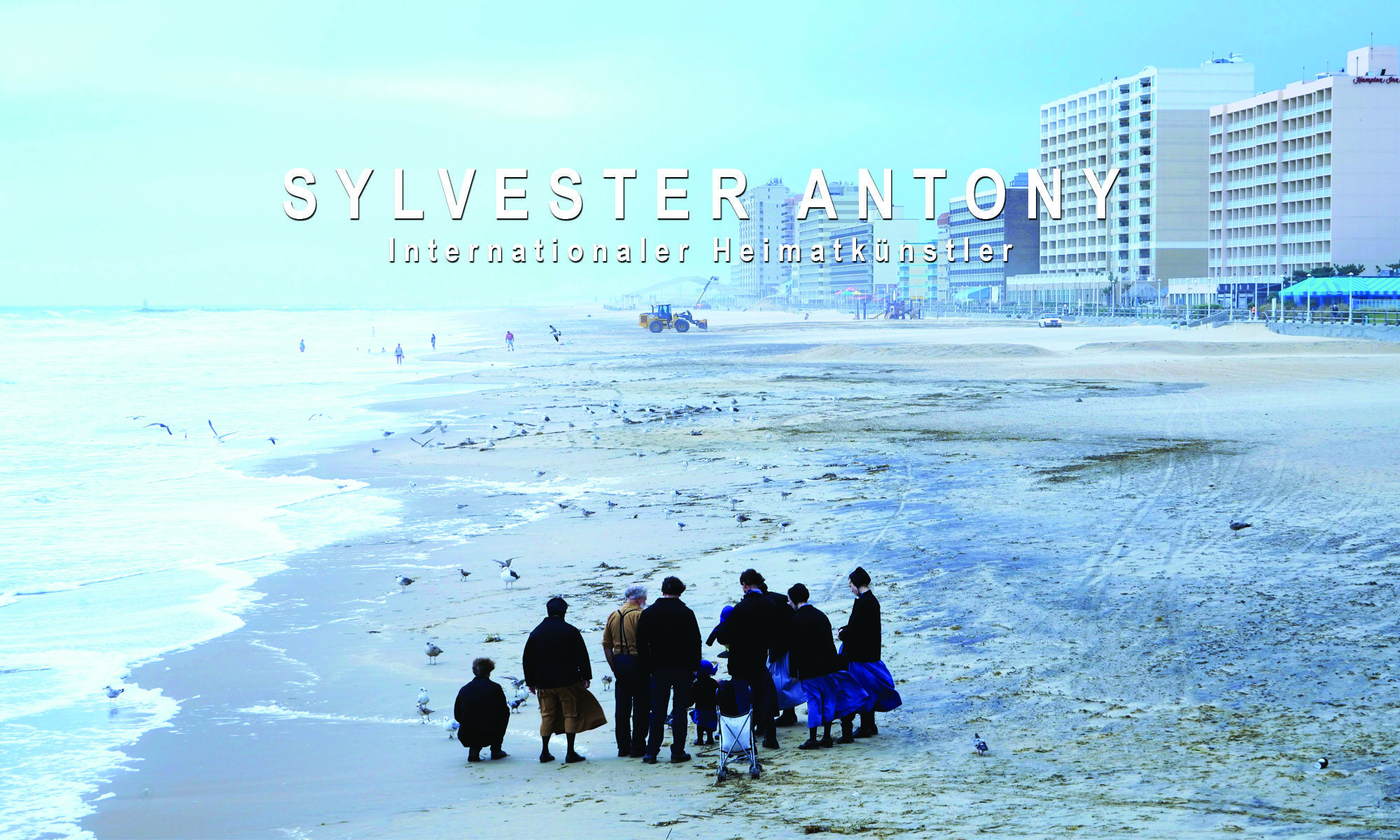 Sylvester Antony
